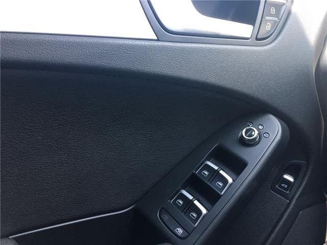 2015 Audi A4 2.0T Komfort (Stk: 1771W) in Oakville - Image 13 of 25