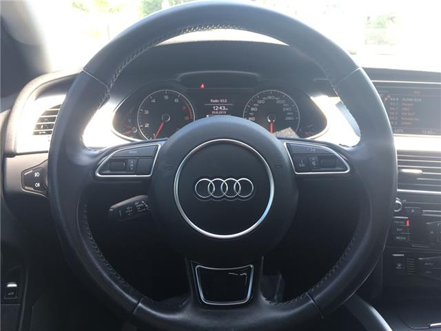 2015 Audi A4 2.0T Komfort (Stk: 1771W) in Oakville - Image 16 of 25