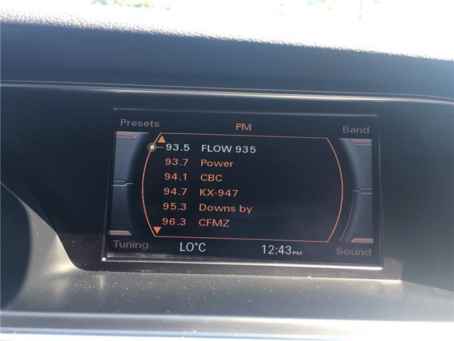 2015 Audi A4 2.0T Komfort (Stk: 1771W) in Oakville - Image 18 of 25