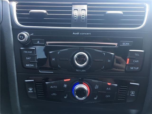 2015 Audi A4 2.0T Komfort (Stk: 1771W) in Oakville - Image 20 of 25