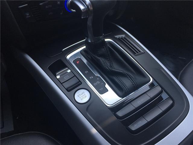 2015 Audi A4 2.0T Komfort (Stk: 1771W) in Oakville - Image 21 of 25