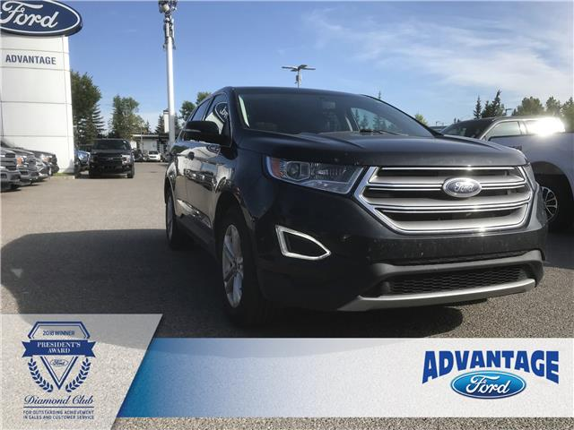 2015 Ford Edge SEL (Stk: K-2357A) in Calgary - Image 3 of 24