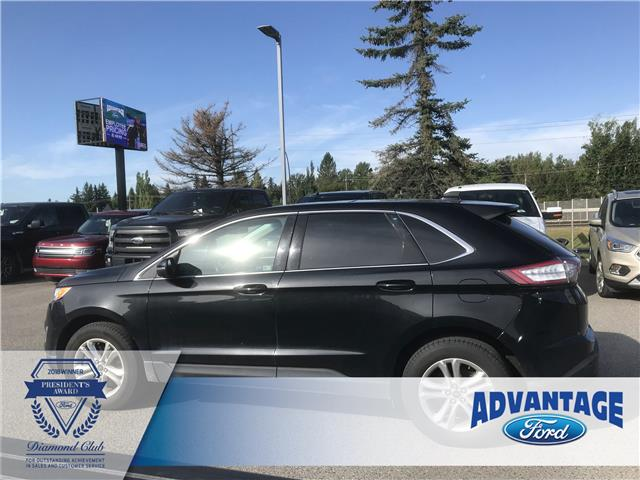 2015 Ford Edge SEL (Stk: K-2357A) in Calgary - Image 8 of 24