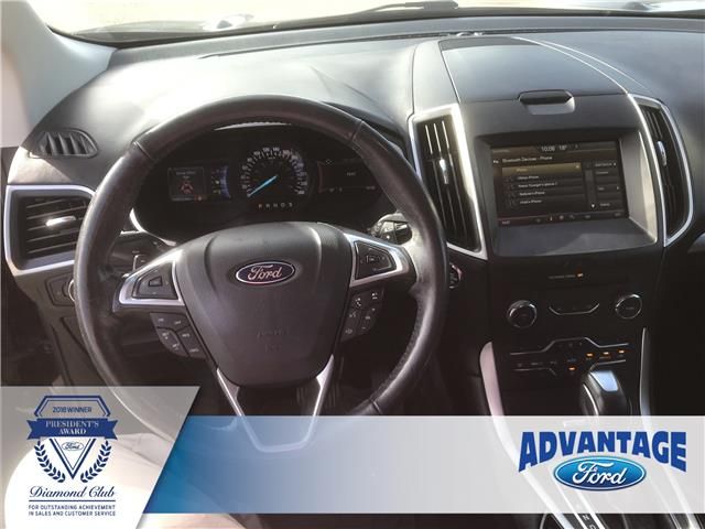 2015 Ford Edge SEL (Stk: K-2357A) in Calgary - Image 12 of 24