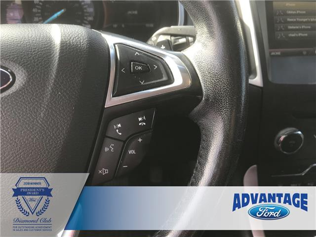 2015 Ford Edge SEL (Stk: K-2357A) in Calgary - Image 17 of 24