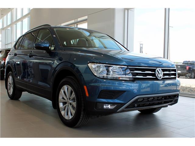 2019 Volkswagen Tiguan Trendline (Stk: V7277) in Saskatoon - Image 1 of 21