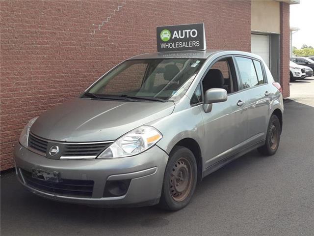 2008 Nissan Versa  (Stk: N520AP) in Charlottetown - Image 1 of 7