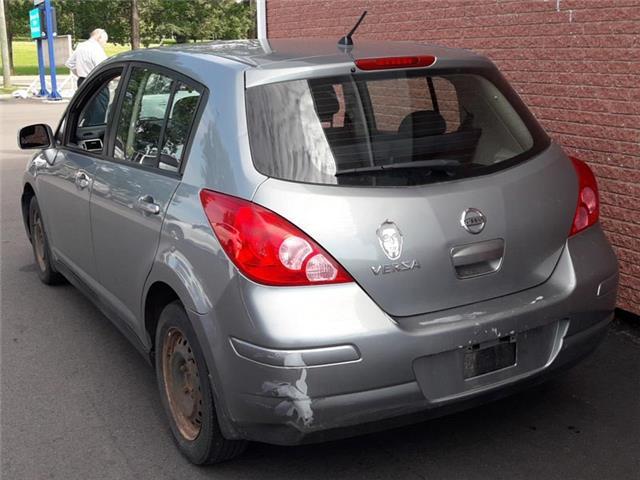 2008 Nissan Versa  (Stk: N520AP) in Charlottetown - Image 2 of 7