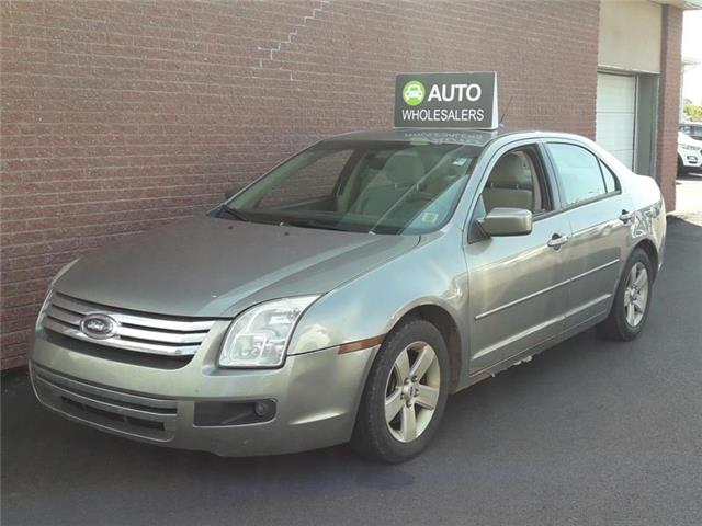 2008 Ford Fusion SE (Stk: N408AP) in Charlottetown - Image 1 of 6