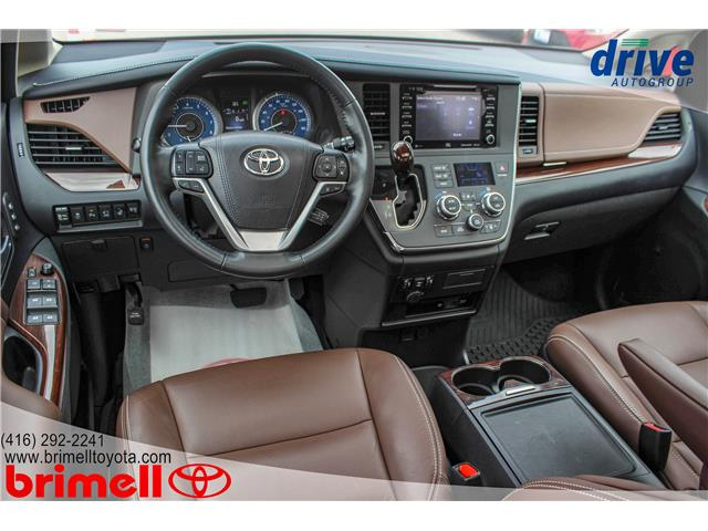 2018 Toyota Sienna Limited 7-Passenger (Stk: 9929) in Scarborough - Image 2 of 34