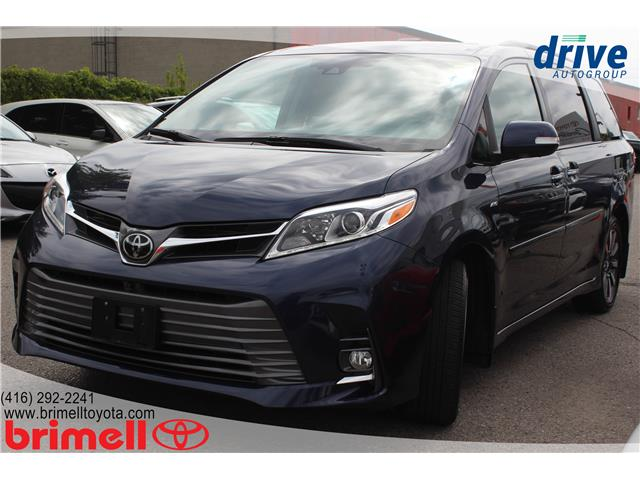 2018 Toyota Sienna Limited 7-Passenger (Stk: 9929) in Scarborough - Image 5 of 34