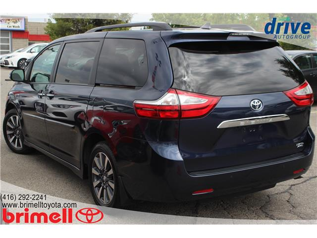2018 Toyota Sienna Limited 7-Passenger (Stk: 9929) in Scarborough - Image 7 of 34