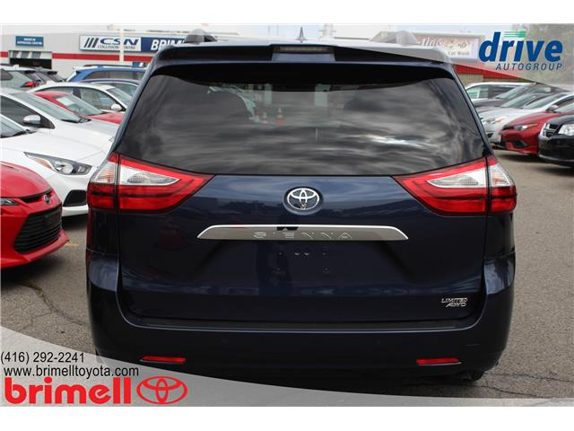 2018 Toyota Sienna Limited 7-Passenger (Stk: 9929) in Scarborough - Image 8 of 34