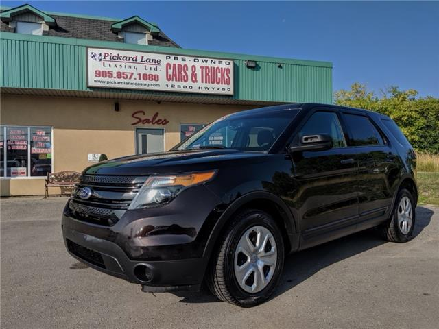2015 Ford Explorer Base (Stk: b33674) in Bolton - Image 1 of 22