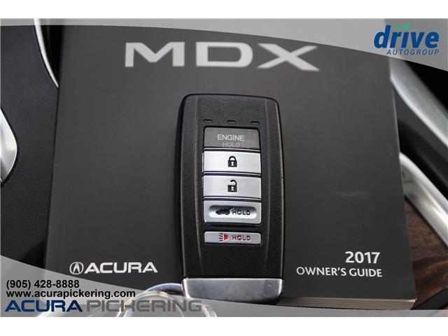 2017 Acura MDX Elite Package (Stk: AP4935) in Pickering - Image 23 of 36