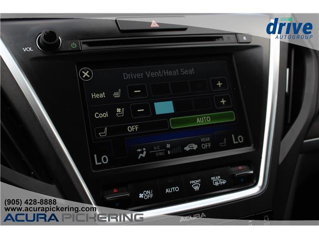 2017 Acura MDX Elite Package (Stk: AP4935) in Pickering - Image 17 of 36