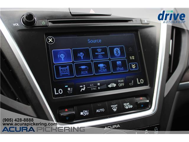 2017 Acura MDX Elite Package (Stk: AP4935) in Pickering - Image 16 of 36