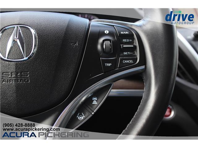 2017 Acura MDX Elite Package (Stk: AP4935) in Pickering - Image 22 of 36