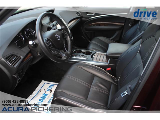 2017 Acura MDX Elite Package (Stk: AP4935) in Pickering - Image 11 of 36