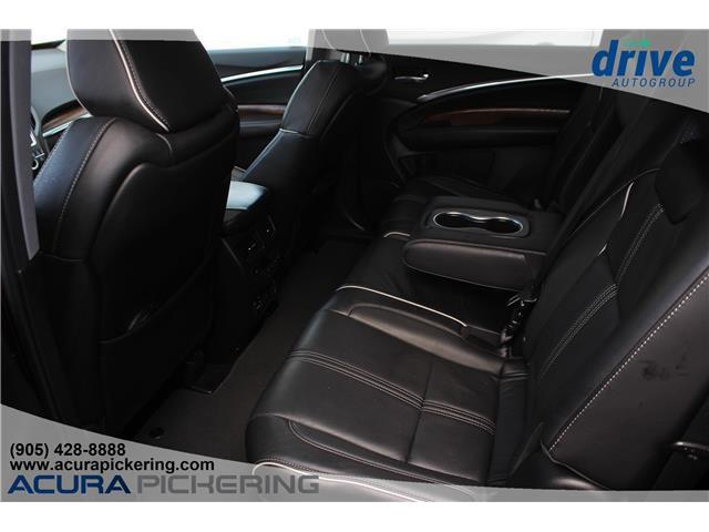 2017 Acura MDX Elite Package (Stk: AP4935) in Pickering - Image 27 of 36