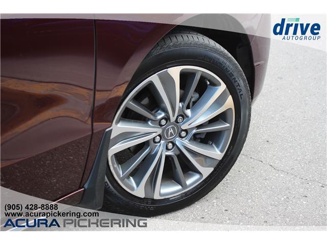 2017 Acura MDX Elite Package (Stk: AP4935) in Pickering - Image 34 of 36