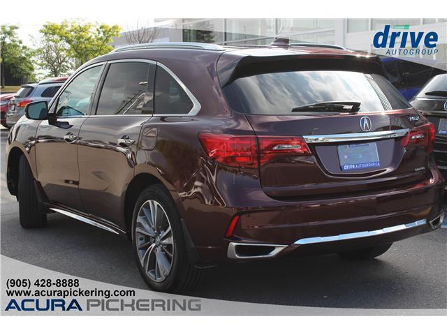 2017 Acura MDX Elite Package (Stk: AP4935) in Pickering - Image 10 of 36
