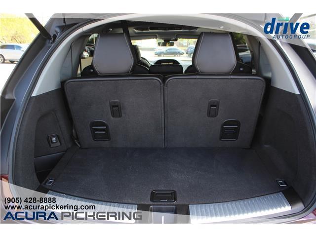2017 Acura MDX Elite Package (Stk: AP4935) in Pickering - Image 31 of 36