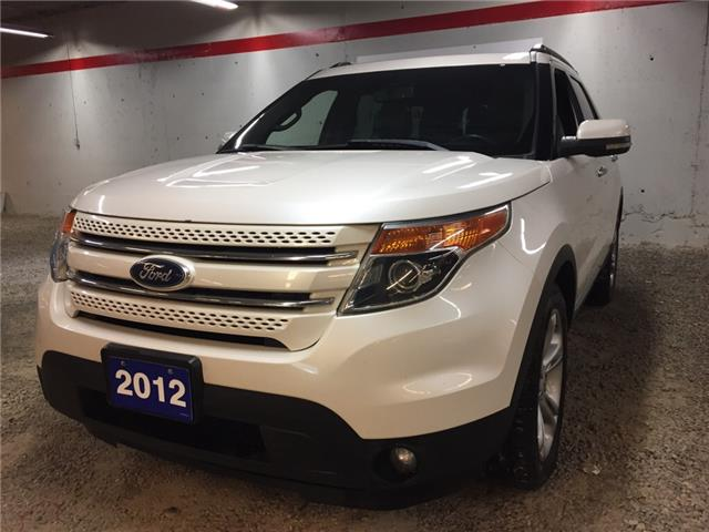 2012 Ford Explorer Limited (Stk: S19544A) in Newmarket - Image 1 of 21