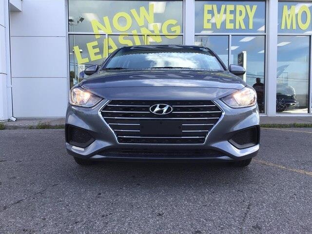 2020 Hyundai Accent Preferred (Stk: H12247) in Peterborough - Image 4 of 17