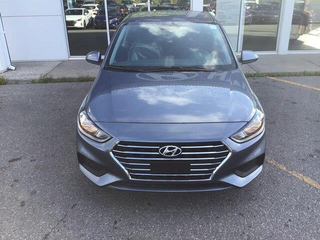2020 Hyundai Accent Preferred (Stk: H12247) in Peterborough - Image 5 of 17