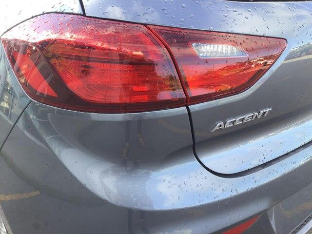 2020 Hyundai Accent Preferred (Stk: H12247) in Peterborough - Image 10 of 17