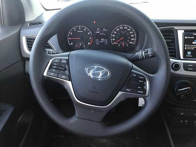 2020 Hyundai Accent Preferred (Stk: H12247) in Peterborough - Image 12 of 17