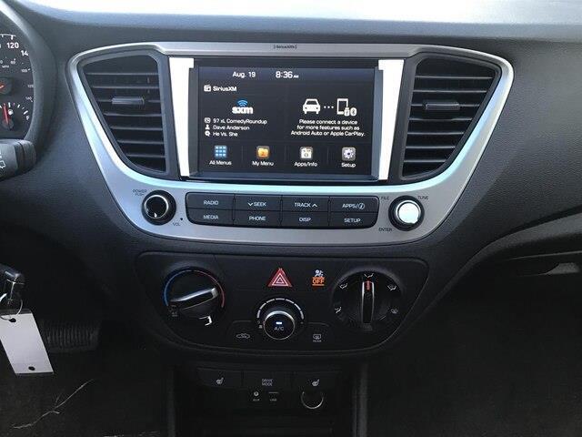 2020 Hyundai Accent Preferred (Stk: H12247) in Peterborough - Image 13 of 17