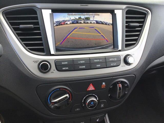 2020 Hyundai Accent Preferred (Stk: H12247) in Peterborough - Image 14 of 17
