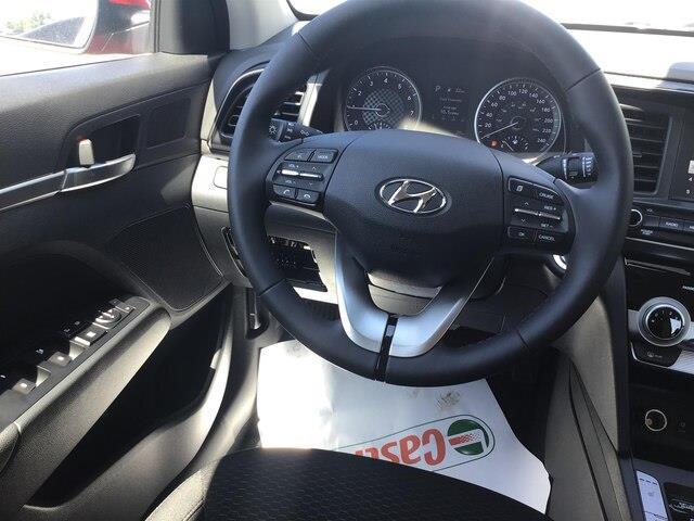 2020 Hyundai Elantra Preferred w/Sun & Safety Package (Stk: H12245) in Peterborough - Image 12 of 19