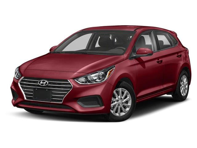 2020 Hyundai Accent Preferred (Stk: H12250) in Peterborough - Image 1 of 9