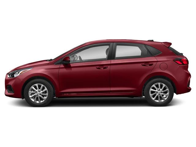 2020 Hyundai Accent Preferred (Stk: H12250) in Peterborough - Image 2 of 9