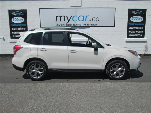 2016 Subaru Forester 2.5i Limited Package (Stk: 191203) in Richmond - Image 2 of 19