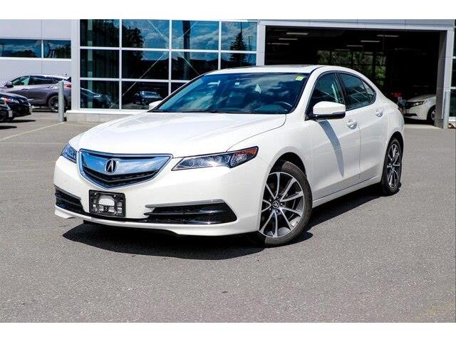 2017 Acura TLX Base (Stk: P18750) in Ottawa - Image 1 of 22