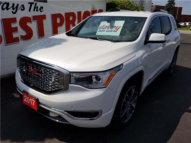 2017 GMC Acadia Denali (Stk: 19-564) in Oshawa - Image 1 of 16
