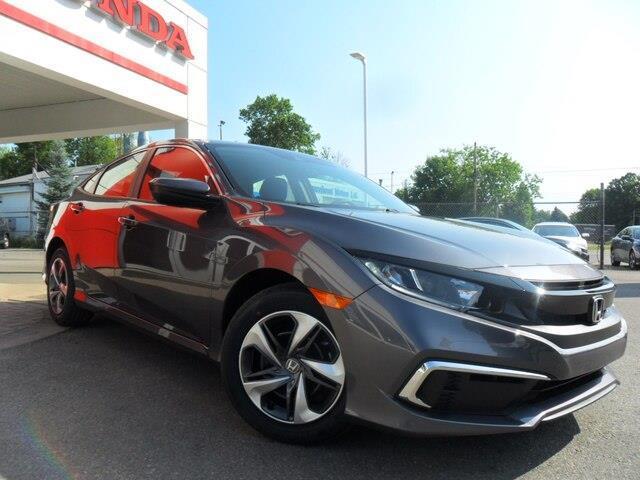 2019 Honda Civic LX (Stk: 10657) in Brockville - Image 7 of 20