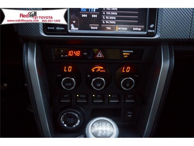2015 Subaru BRZ  (Stk: 81795) in Hamilton - Image 16 of 17