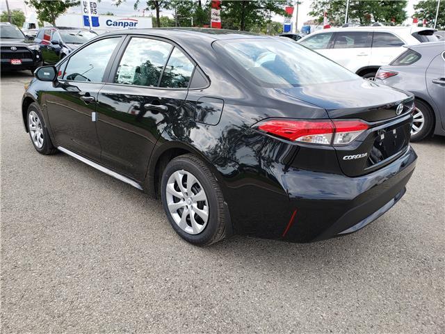 2020 Toyota Corolla LE (Stk: 20-201) in Etobicoke - Image 3 of 4