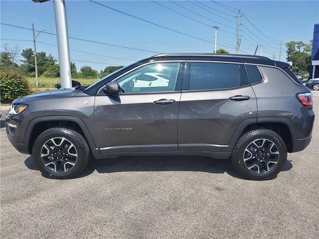 2018 Jeep Compass Trailhawk (Stk: 19S1091A) in Whitby - Image 2 of 27