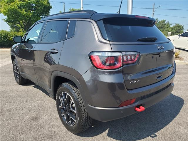 2018 Jeep Compass Trailhawk (Stk: 19S1091A) in Whitby - Image 3 of 27