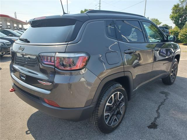 2018 Jeep Compass Trailhawk (Stk: 19S1091A) in Whitby - Image 5 of 27