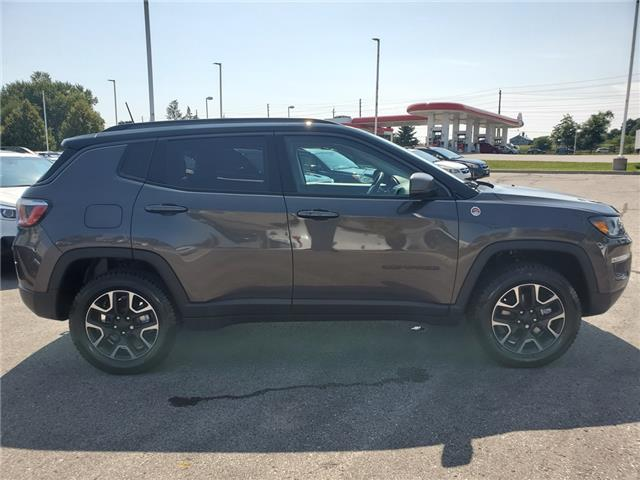 2018 Jeep Compass Trailhawk (Stk: 19S1091A) in Whitby - Image 6 of 27