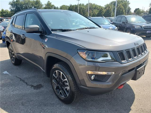 2018 Jeep Compass Trailhawk (Stk: 19S1091A) in Whitby - Image 7 of 27