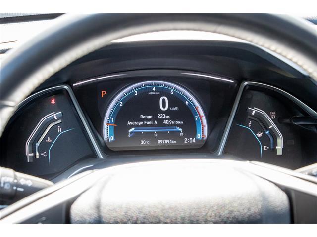 2016 Honda Civic Touring (Stk: U6708) in Welland - Image 11 of 22