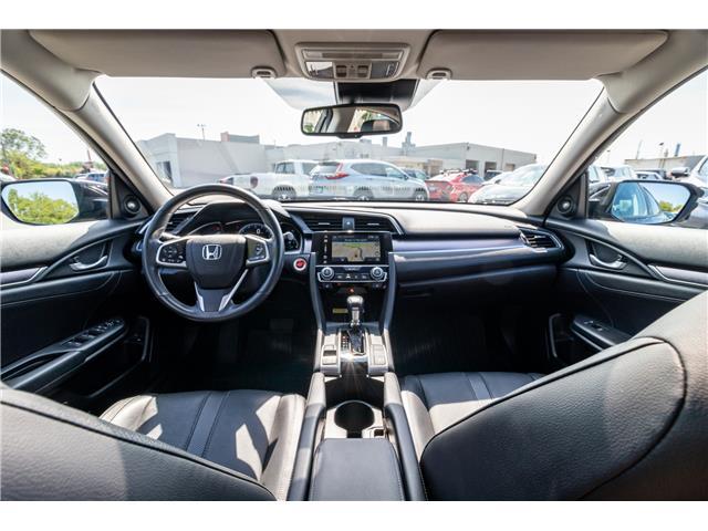 2016 Honda Civic Touring (Stk: U6708) in Welland - Image 10 of 22